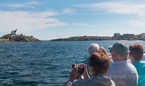 Nubble Lighthouse boat cruise with Finestkind